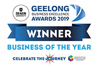 Stuck On You awarded business excellence